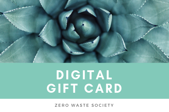 Digital Gift Card - ZeroWasteSociety