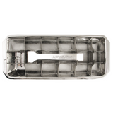 Stainless Steel Ice Cube Tray - Life Without Plastic - ZeroWasteSociety