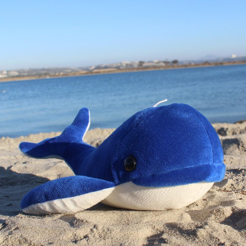 Emma the Whale - Shore Buddies - ZeroWasteSociety