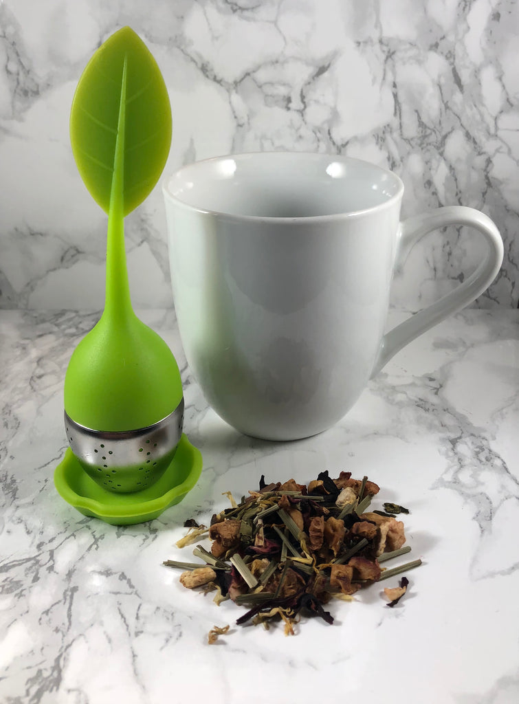 Loose Leaf Tea Infuser - ZeroWasteSociety