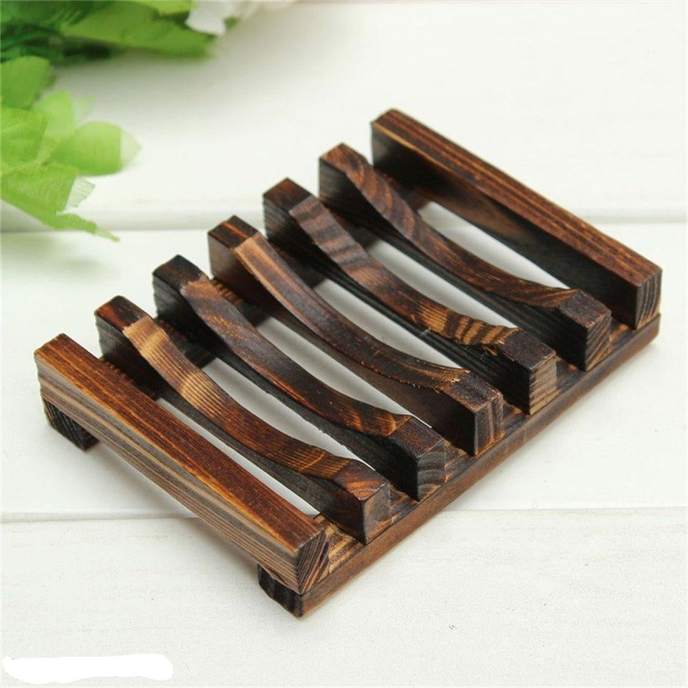 Wooden Soap Dish - ZeroWasteSociety