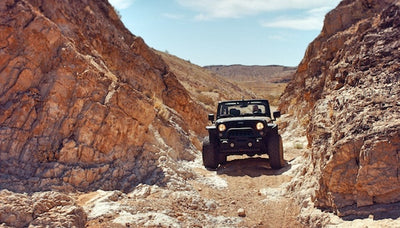Wheelin' In The West: The Best States For Jeeping