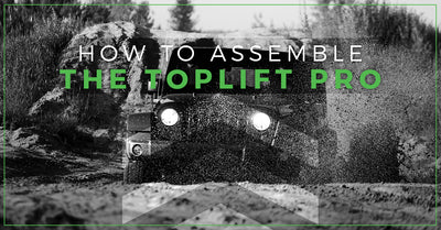 How To Assemble The TopLift Pro
