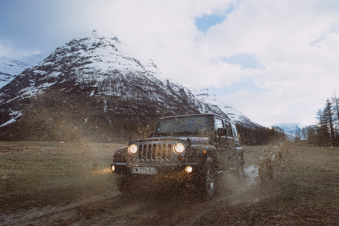 A Guide To Jeep® Lingo and Slang From The TopLift Pros