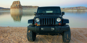 Tips For Spring Cleaning Your Wrangler