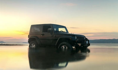 The Different Ways To Upgrade Your Jeep Wrangler