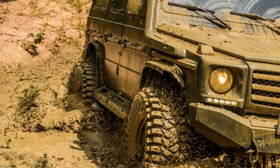 The Most Common Off-Roading Mistakes To Avoid