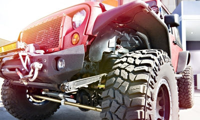 Qualities of a Good Off-Roading Vehicle