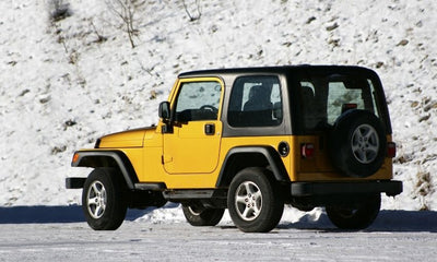 Helpful Tips on Storing Your Jeep's Hardtop
