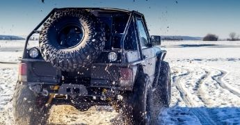 Helpful Tips for Off-Roading in the Mud