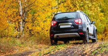 The Best Places To Off-Road in the Fall