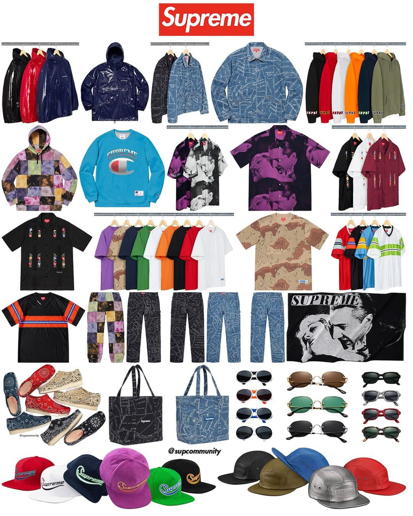 Supreme Setup Guide & Keywords Week 14 (SS19)