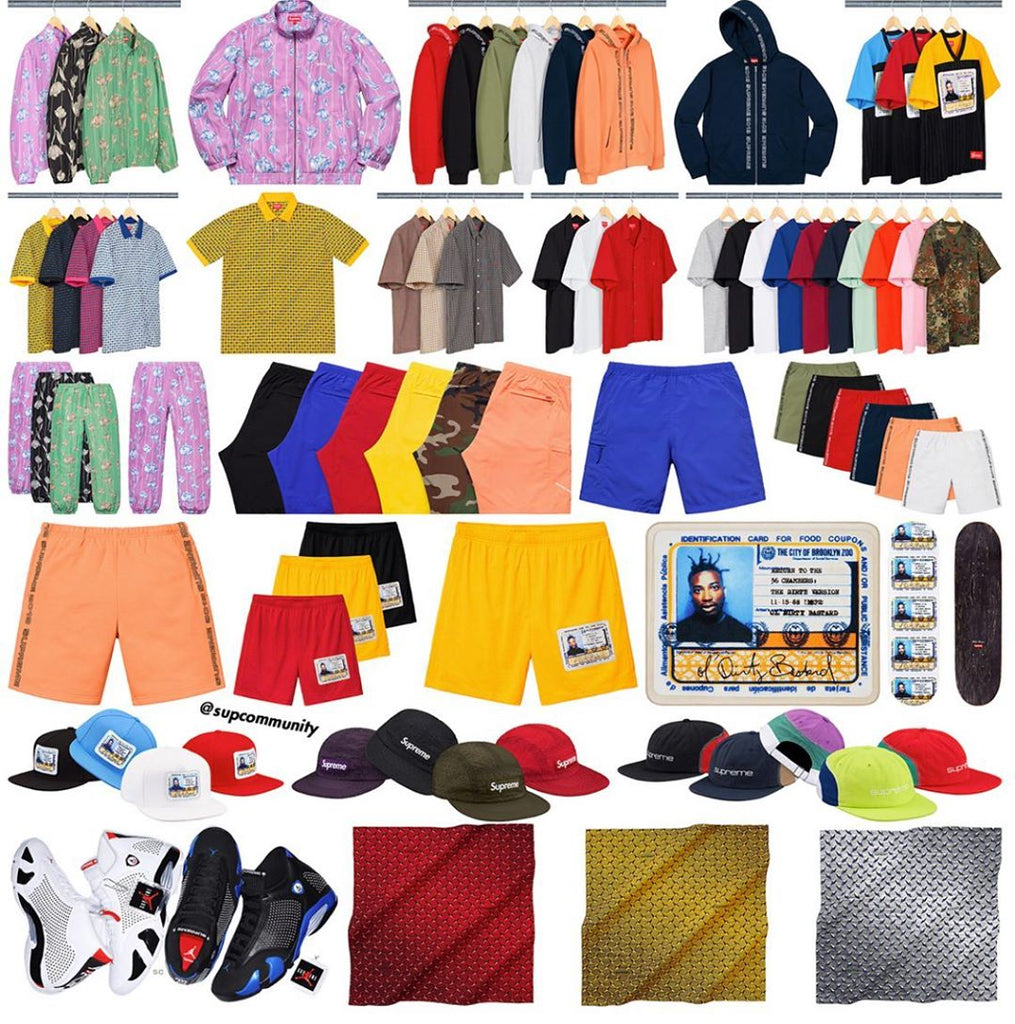 Supreme Setup Guide & Keywords Week 16 (SS19)