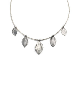 Sanctuary Necklace - Silvertone - Matr Boomie (Jewelry) - Urban Hollywood | UrbanHollywood.com