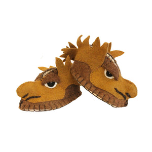 Moose Zooties Baby Booties - Silk Road Bazaar - Urban Hollywood | UrbanHollywood.com
