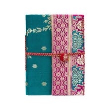 Load image into Gallery viewer, Nityagata Silk Sari Journal - Assorted - Matr Boomie (J) - Urban Hollywood | UrbanHollywood.com
