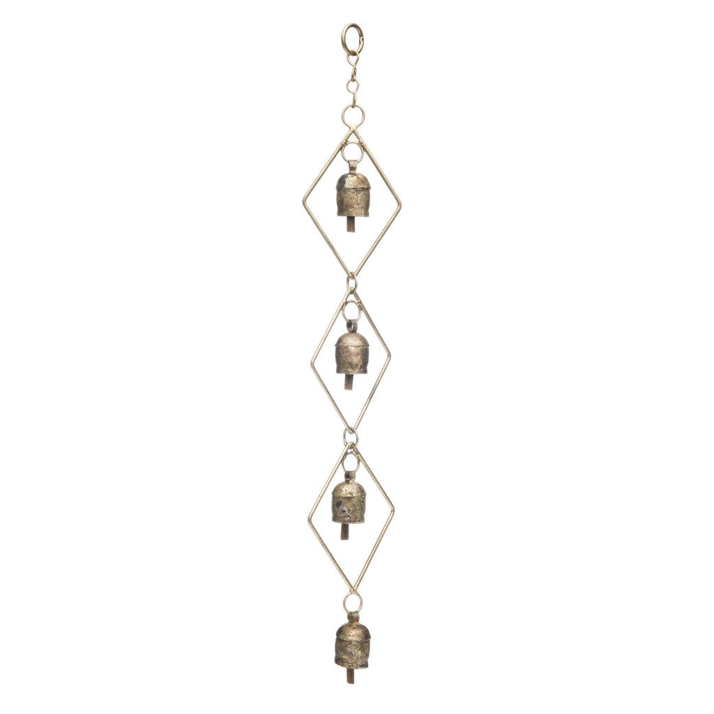 Delicate Diamond Bell Chime - Matr Boomie (Bell) - Urban Hollywood | UrbanHollywood.com