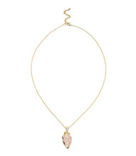 Load image into Gallery viewer, Abbakka Arrowhead Necklace - Rose - Matr Boomie (Jewelry) - Urban Hollywood | UrbanHollywood.com