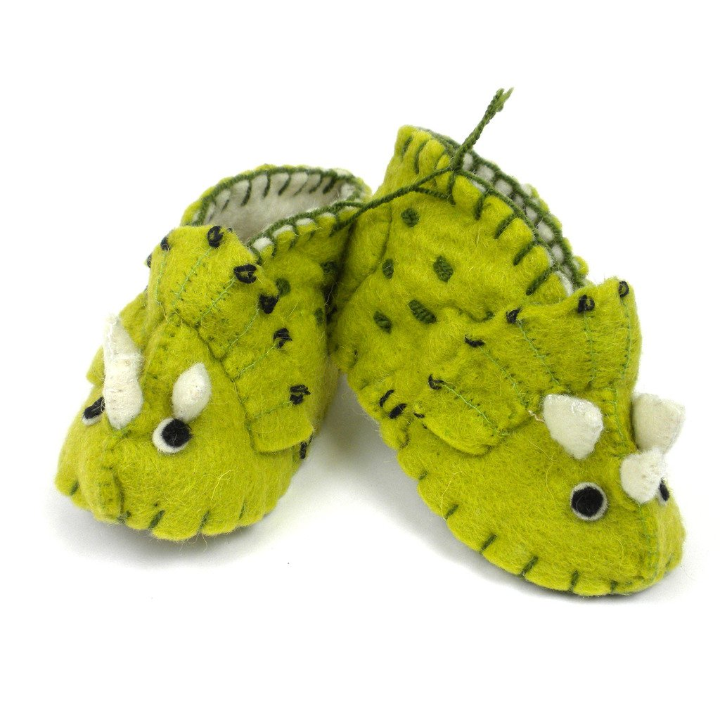 Baby Triceratops Zooties - Silk Road Bazaar - Urban Hollywood | UrbanHollywood.com