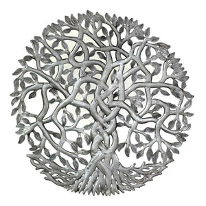 Entangled Tree of Life Wall Art - Croix des Bouquets - Urban Hollywood | UrbanHollywood.com