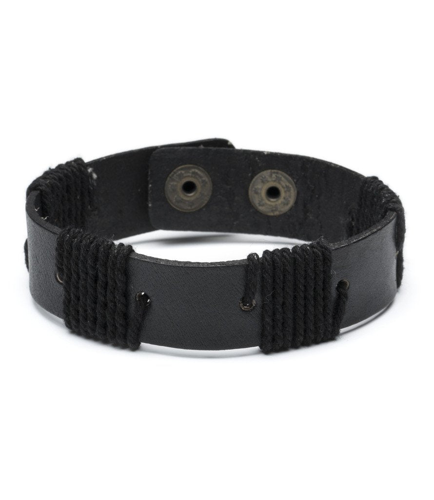 Rama Cuff - Black - Matr Boomie (Jewelry) - Urban Hollywood | UrbanHollywood.com