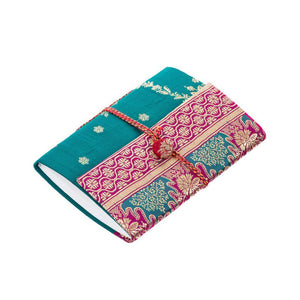Nityagata Silk Sari Journal - Assorted - Matr Boomie (J) - Urban Hollywood | UrbanHollywood.com