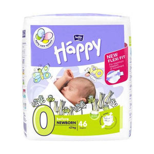 Bella Baby Newborn Nappies
