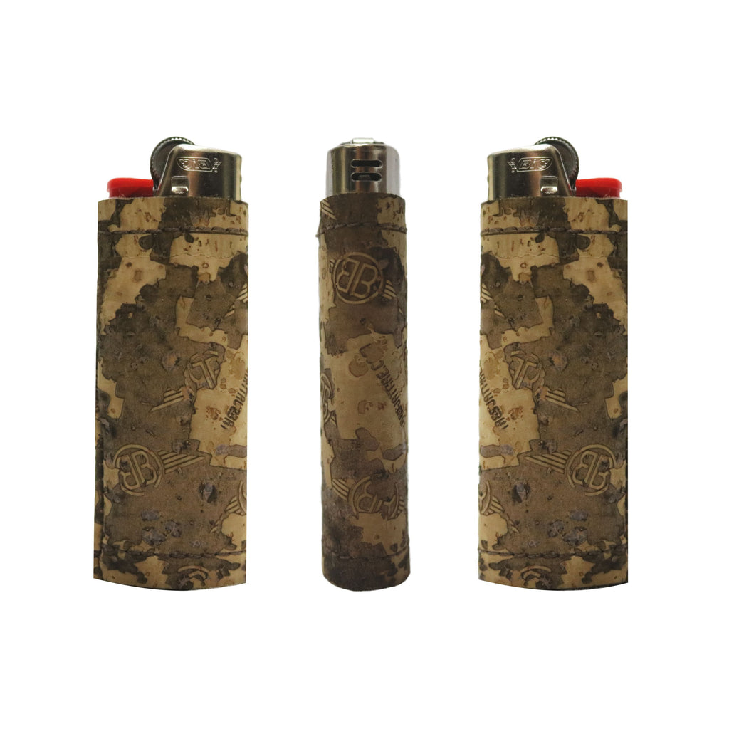 Tabbu BIC Lighter Camo B Wing