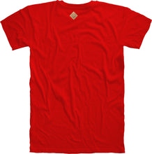 Load image into Gallery viewer, Double B Wing Crewneck Tee in Red