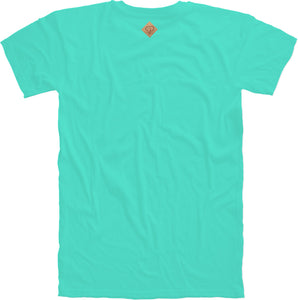 Proportion Crewneck Tee in Celadon