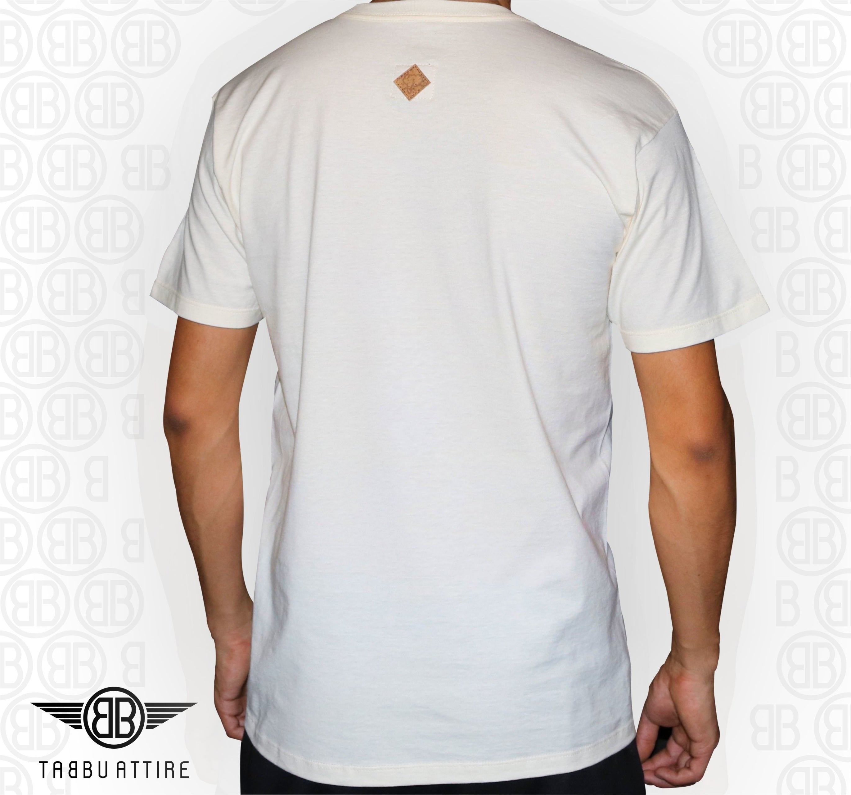 Proportion Crewneck Tee in White