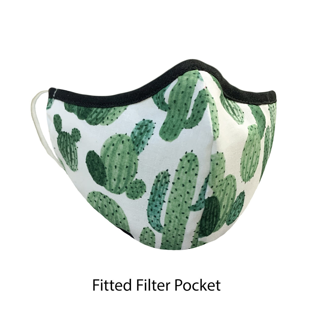 .Filter Pocket Cactus