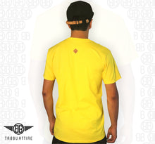 Load image into Gallery viewer, Proportion Crewneck Tee in Yellow