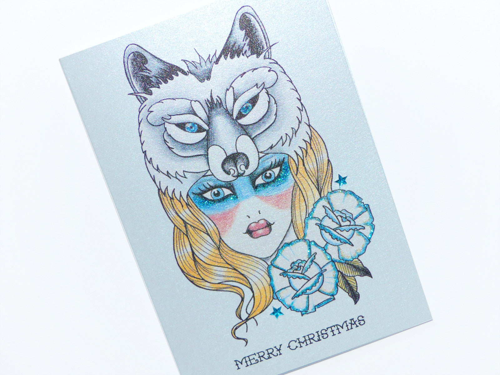 Vickilicious Designs | Handmade Alternative Christmas Cards