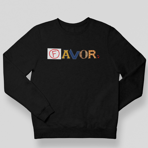 Favor Crewneck Sweatshirt