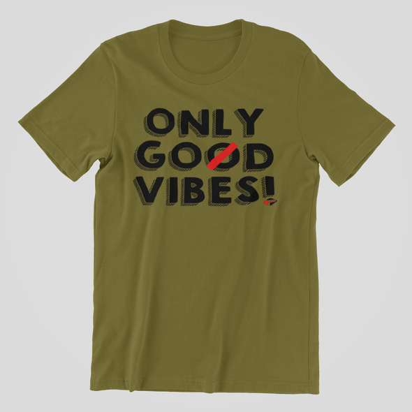 Only God Vibes Premium Tee