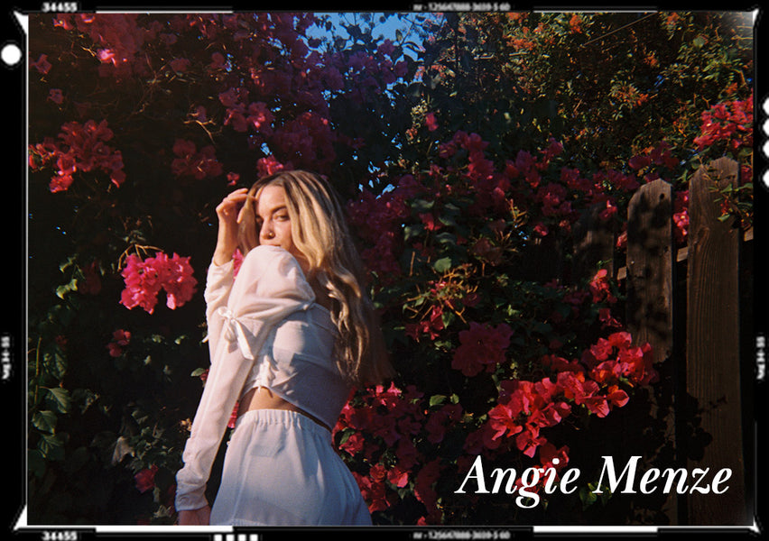 Monthly Muse with Angie Menze