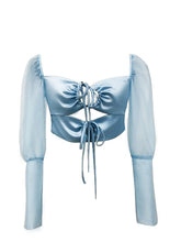 Load image into Gallery viewer, The Lemons Blouse - Sky Blue