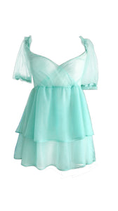 The Dua Dress - Teal