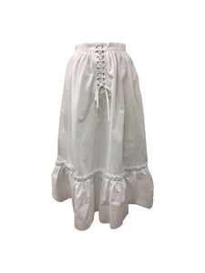 The Milkmaid Skirt