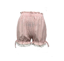 Load image into Gallery viewer, The Pink / White Gingham Peccora Bloomers