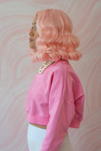Load image into Gallery viewer, The Apryl Sweater - Hot Pink