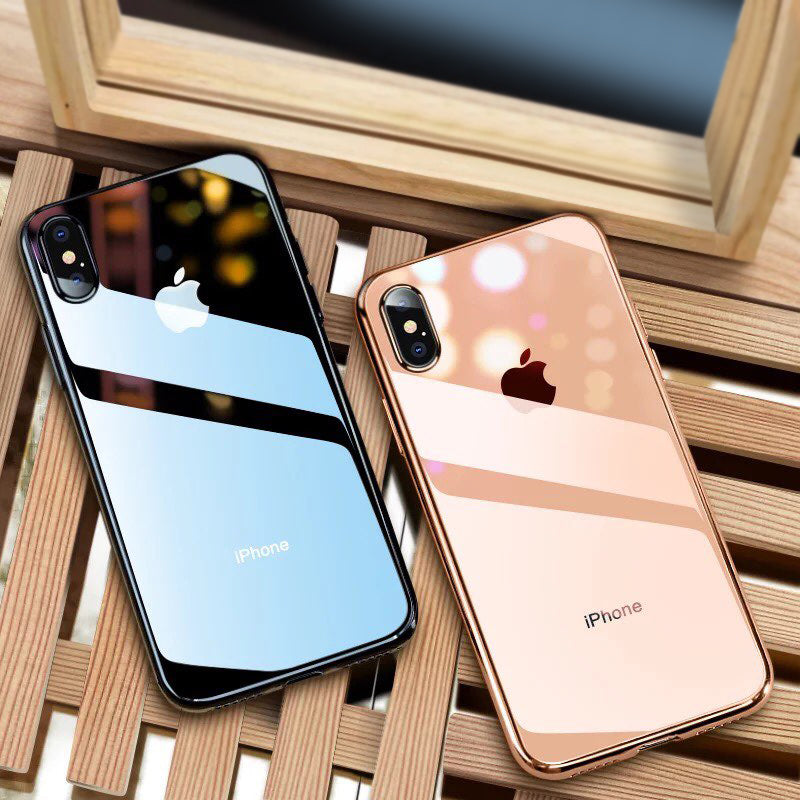 Bumper Case for iphone X 7 6 8 plus