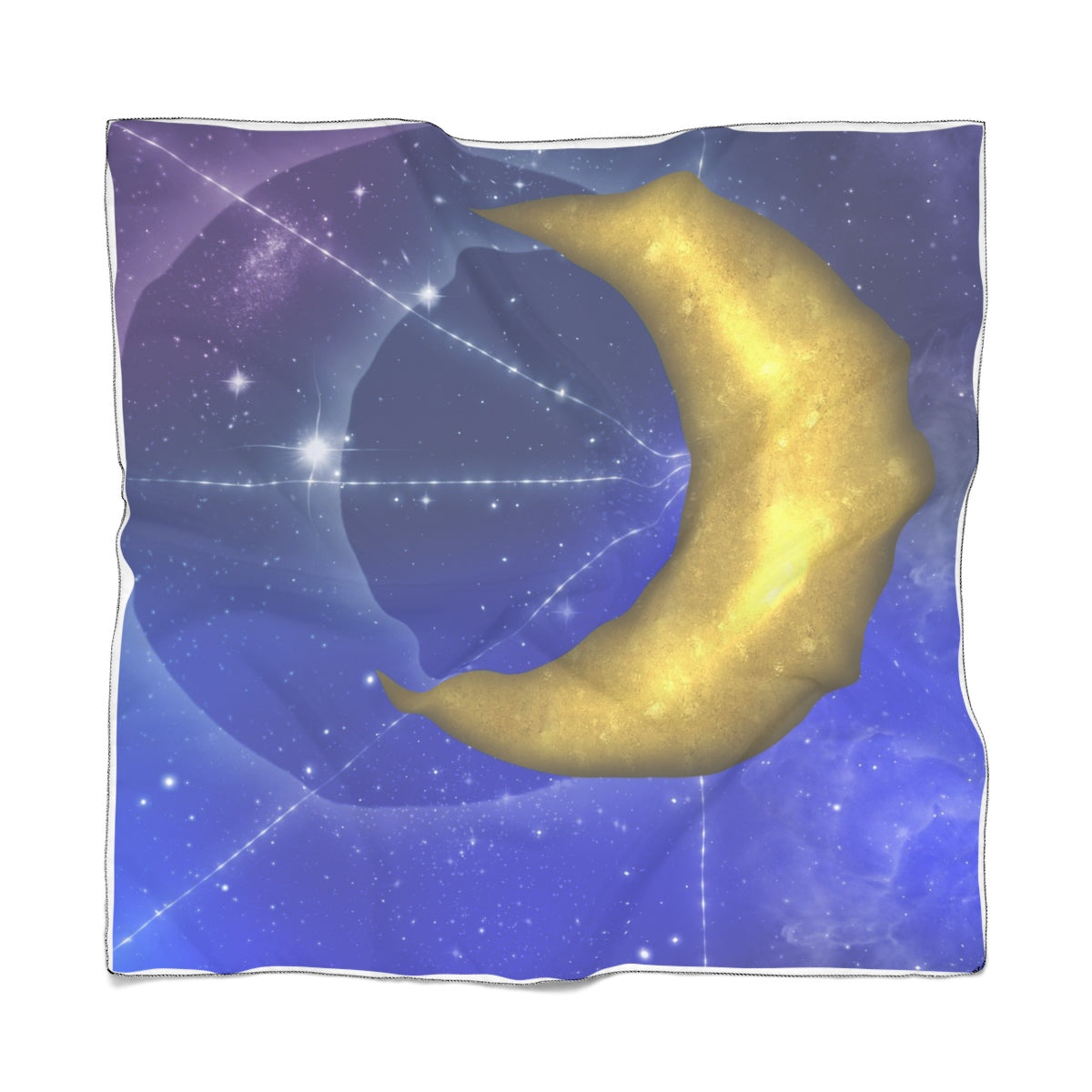 Moonpaths Poly Scarf