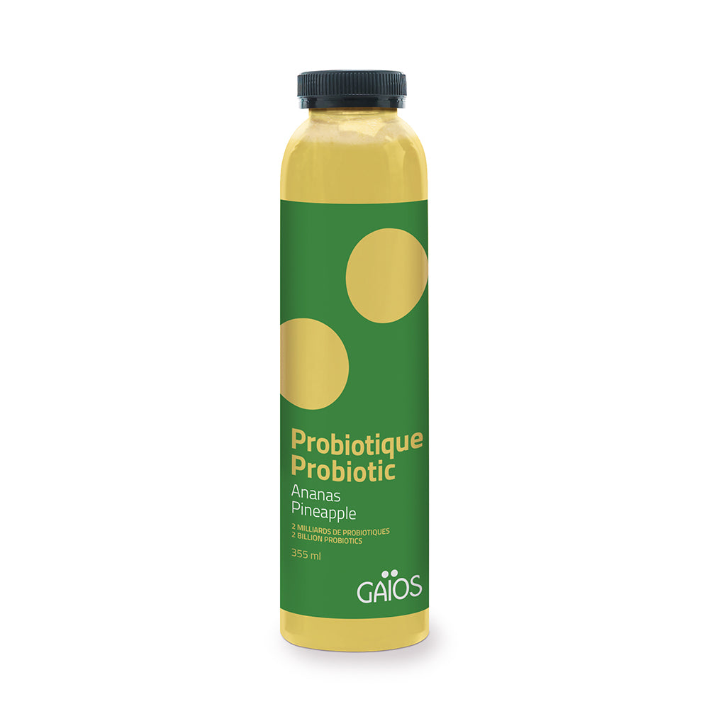Ananas probiotique