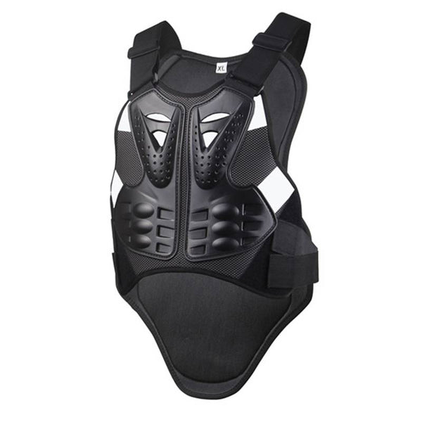 Motorcycle Chest Back Body Armor Vest - CTHOPER