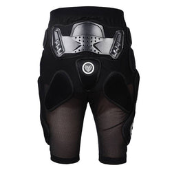Motorcycle Riding Bicycle Armor Shorts - CTHOPER