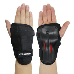 CTHOPER Men Women Wrist Guards Support Palm Pads Protector - CTHOPER