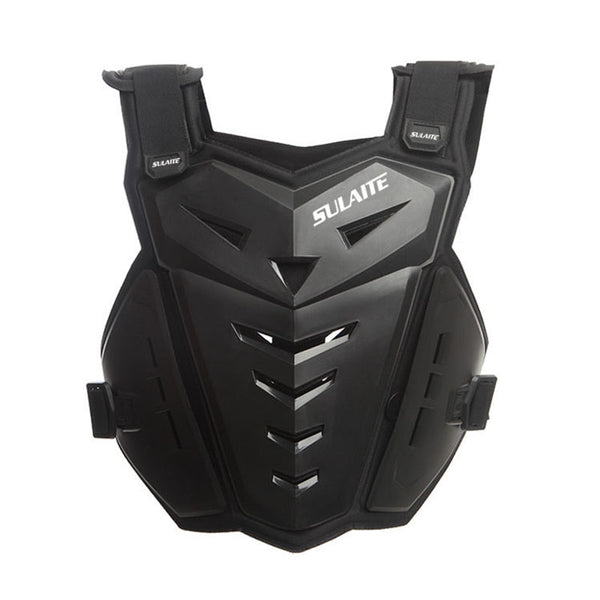 Motorcycle Body Armor Vest Chest Back Protector - CTHOPER