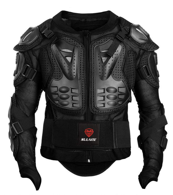 Motorcycle Riding Armor Jacket Body Protective Gear - CTHOPER